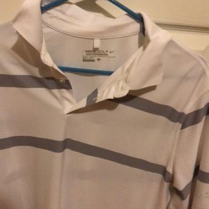 Nike Shirts - Men's bike golf shirt